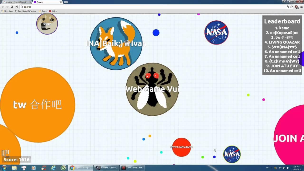 Webgameonline game c l n nu t c b phi n b n for Fish io games