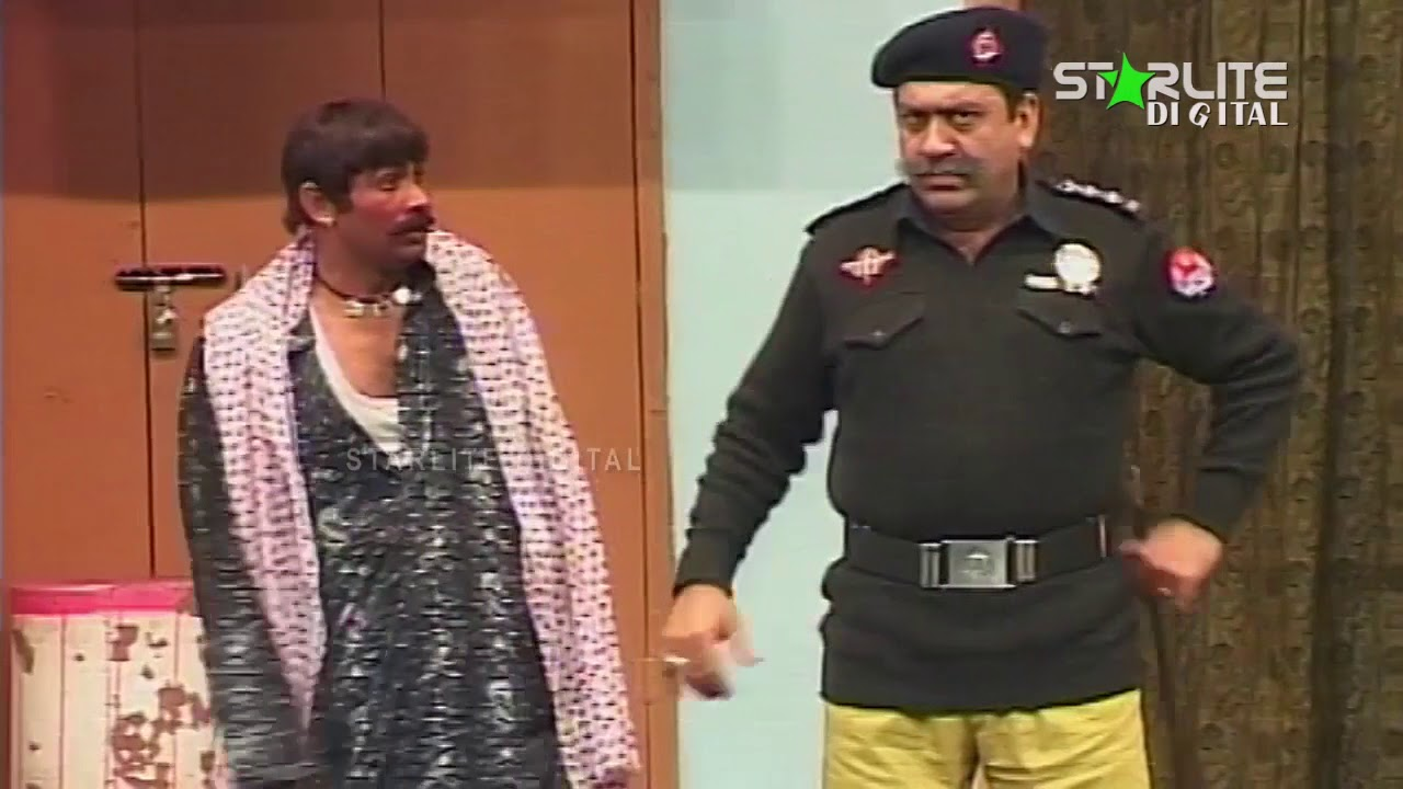 Sohail Ahmed and Sakhawat Naz New Pakistani Stage Drama  Kali Chader  Full Comedy Clip | Pk Mast