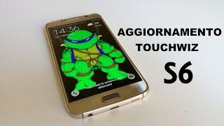 Samsung Galaxy S6 nuova grafica stile Note 5/S6 Edge Plus