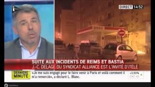 Incident CRS Bastia