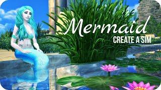 Sims 4 Create A Sim | Mermaid