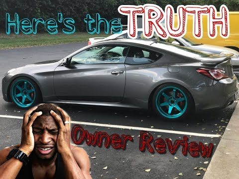 2011 Hyundai Genesis Coupe Review - Owner Review
