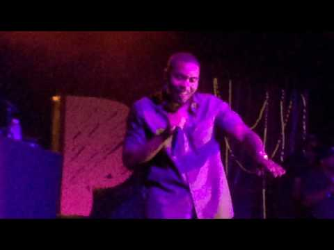 NAS performing at Pandora Sounds Like NYC event.