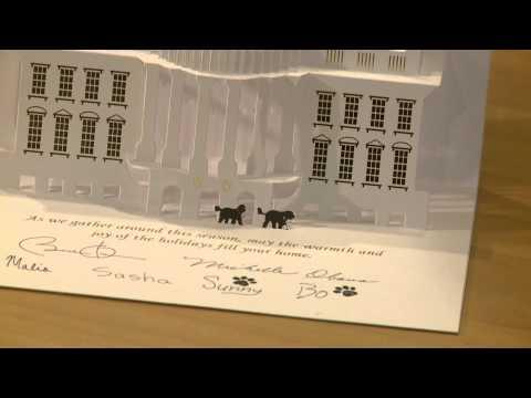 Grand Rapids Artist Designs White House Christmas Card