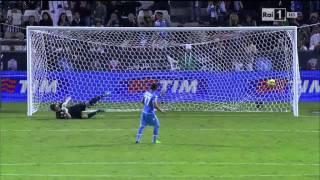 Calci di rigore Juventus-Napoli 7-8