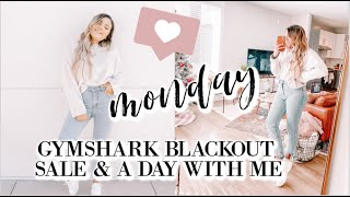 A DAY IN MY LIFE | shop the gy…