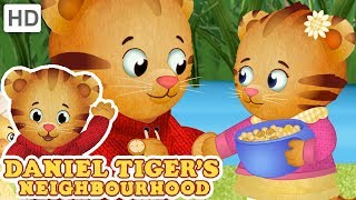 Daniel Tiger 🍼 🐣 Going on a Trip with Your Sister | Videos for Kids