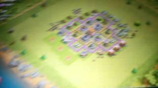 Clash of clans:video strano