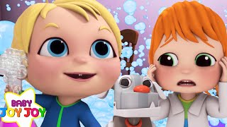 I Have A Little Brother | Dotty Robotty | Baby Joy Joy - Nursery Rhymes and Kids Songs