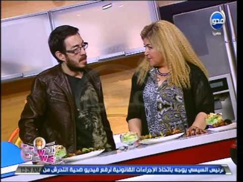 #ربع_دستة_ستات : مها احمد تستقبل ليلي زاهر وأحمد زاهر وتسألة عن شهرة ليلي زاهر وبناتة