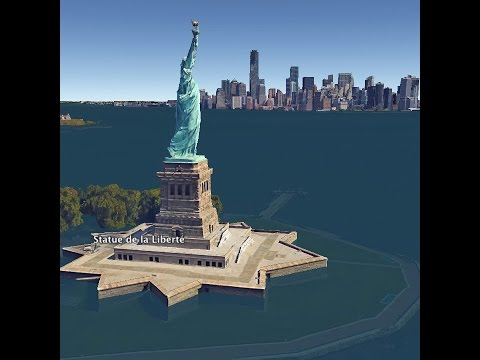 New-York bientôt sous l'eau !