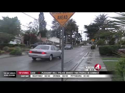 People Behaving Badly: San Leandro Speeding