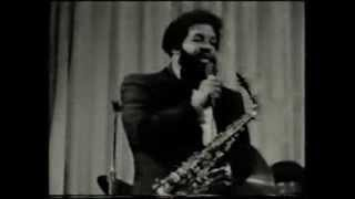 CANNONBALL  ADDERLEY, on ,,Charlie Parker,, Live Cruise 1975..