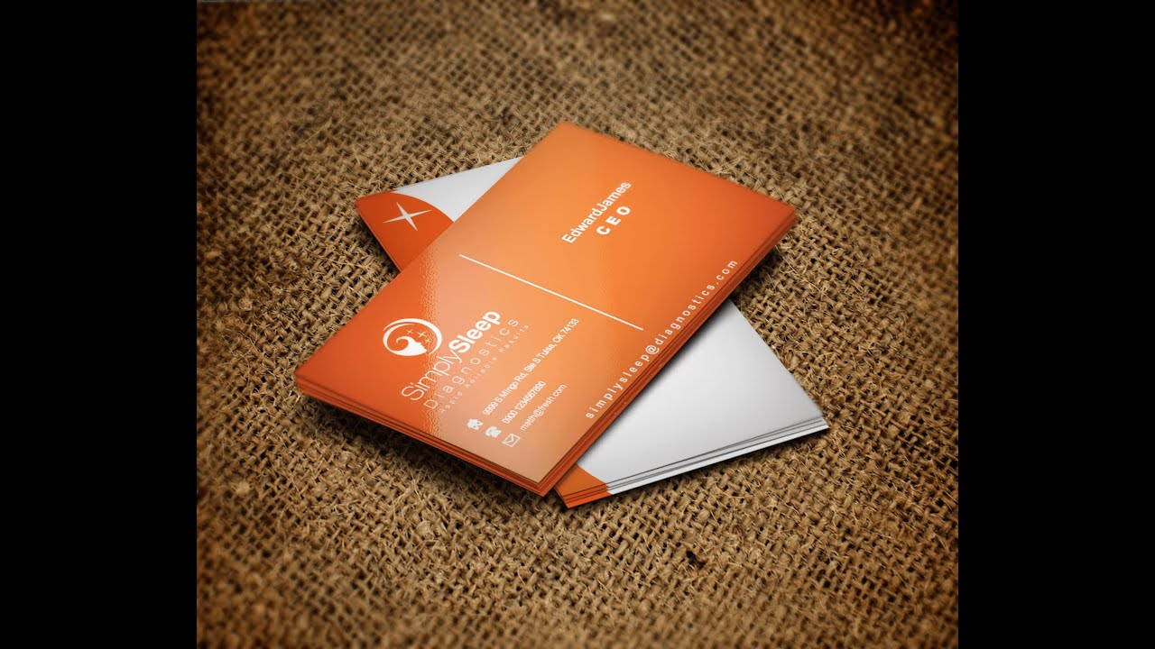 Print Business Cards With Illustrator Gallery - Card Design And Card ...