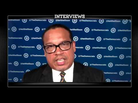Congressman Keith Ellison Interview with Cenk Uygur on The Young Turks