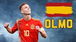 The Brilliance of Dani Olmo ● Best Dribbling Skills & Goals 🇪🇸