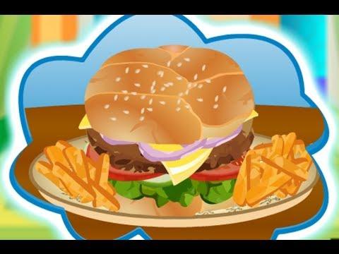 Juegos de cocinar hamburguesas youtube - Juegod de cocinar ...
