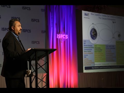 ISPCS 2016 Michael Holguin: ULA Human Spaceflight Update