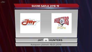 JHT - Hunters 19.01.2019 maalikooste