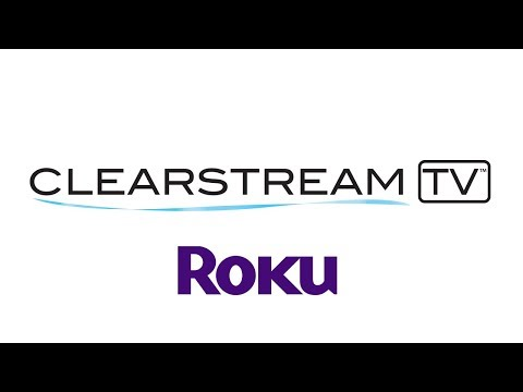 ClearStream TV™ Wireless HDTV Tuner Adapter - Channel Setup and Installation for Roku
