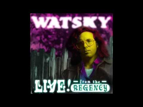 Watsky- LIVE! From the Regency [FULL ALBUM AUDIO]