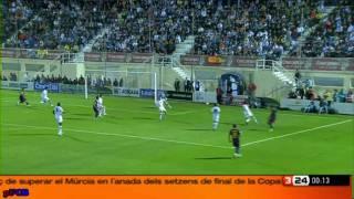 Ceuta 0-2 FC.Barcelona - Copa del Rey Ida 16s 26/10/10 Resumen completo Full Highlights HD CAT