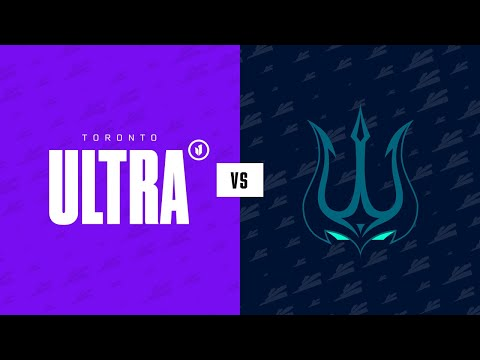 Full Match | Toronto Ultra Vs Seattle Surge | Launch Weekend Day 2