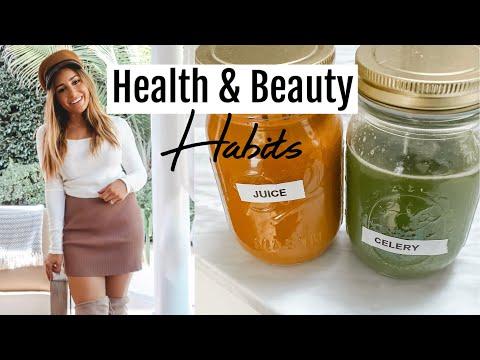 HEALTH + BEAUTY HABITS I AM DOING AGAIN thumbnail
