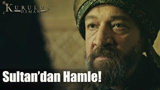 Selçuklu sultanının, Osman Bey için planı... - Kuruluş Osman 57. Bölüm