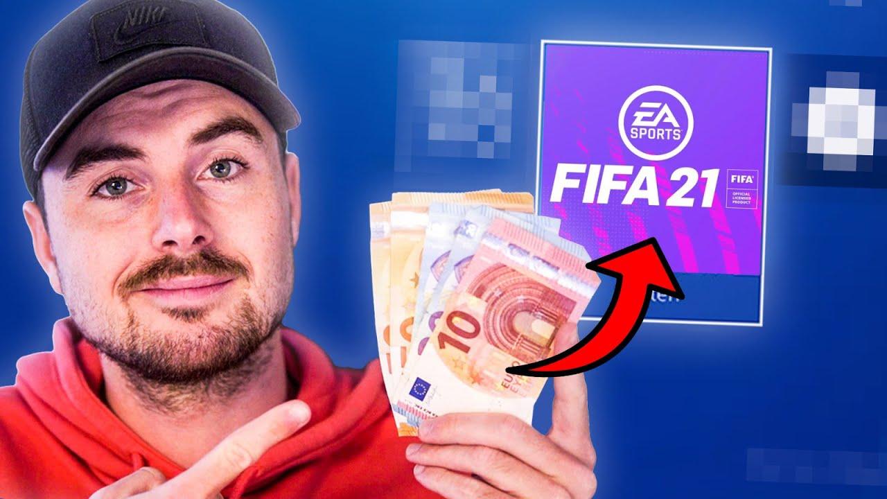 VOLG MIJN TIPS EN BESPAAR VEEL GELD | FIFA 21 EA ACCES