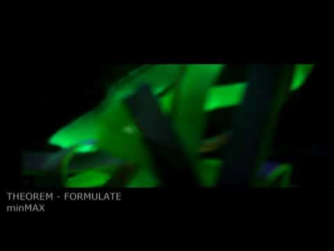 [minMAX1] Theorem - Formulate