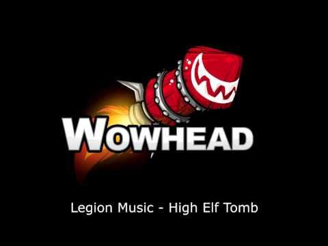 Legion Music: High Elf Tomb