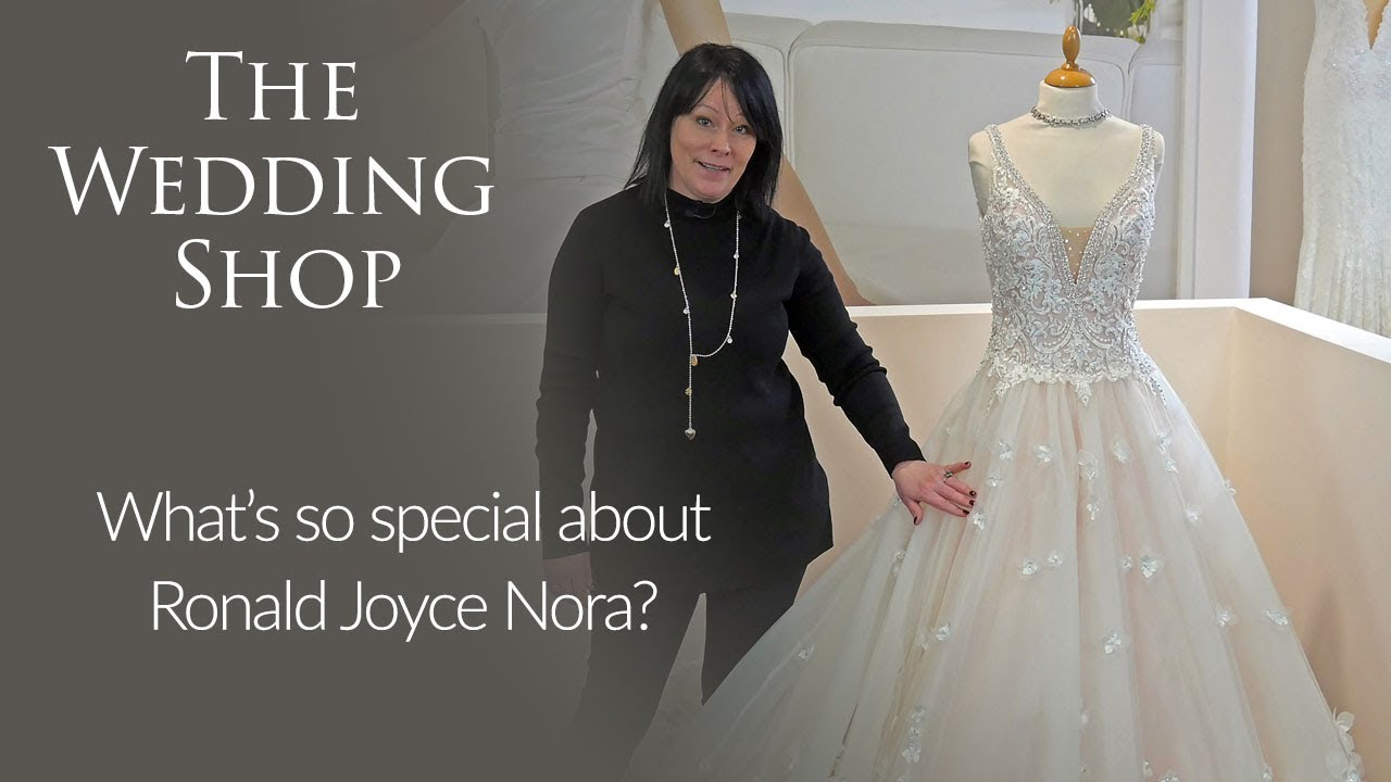 What S So Special About Ronald Joyce Nora