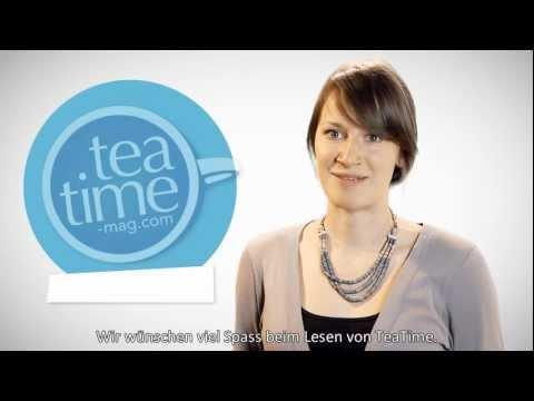 Englisch lernen online kostenlos mit TeaTime-Mag