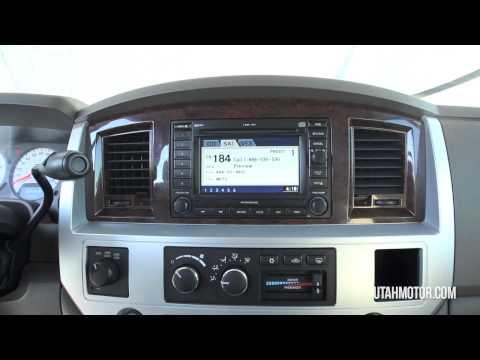 2008 Dodge Ram 3500 Laramie 6 7l Cummins Mega Cab Utah