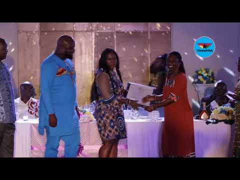 Ghana Revenue Authority awards staff, taxpayers - Highlights