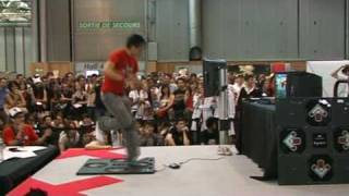 BBR Stomp To My Beat Japan Expo DDR League 2009