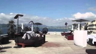 Petite visite de l'hôtel Radisson Blu  Cannes