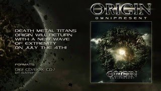 ORIGIN - Manifest Desolate (new song 2014)