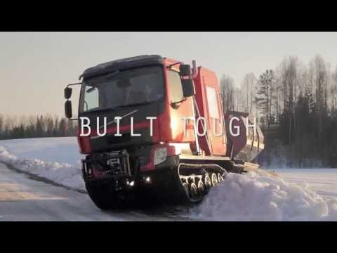 Scandinavian Terrain Vehicles TL6 diesel transport