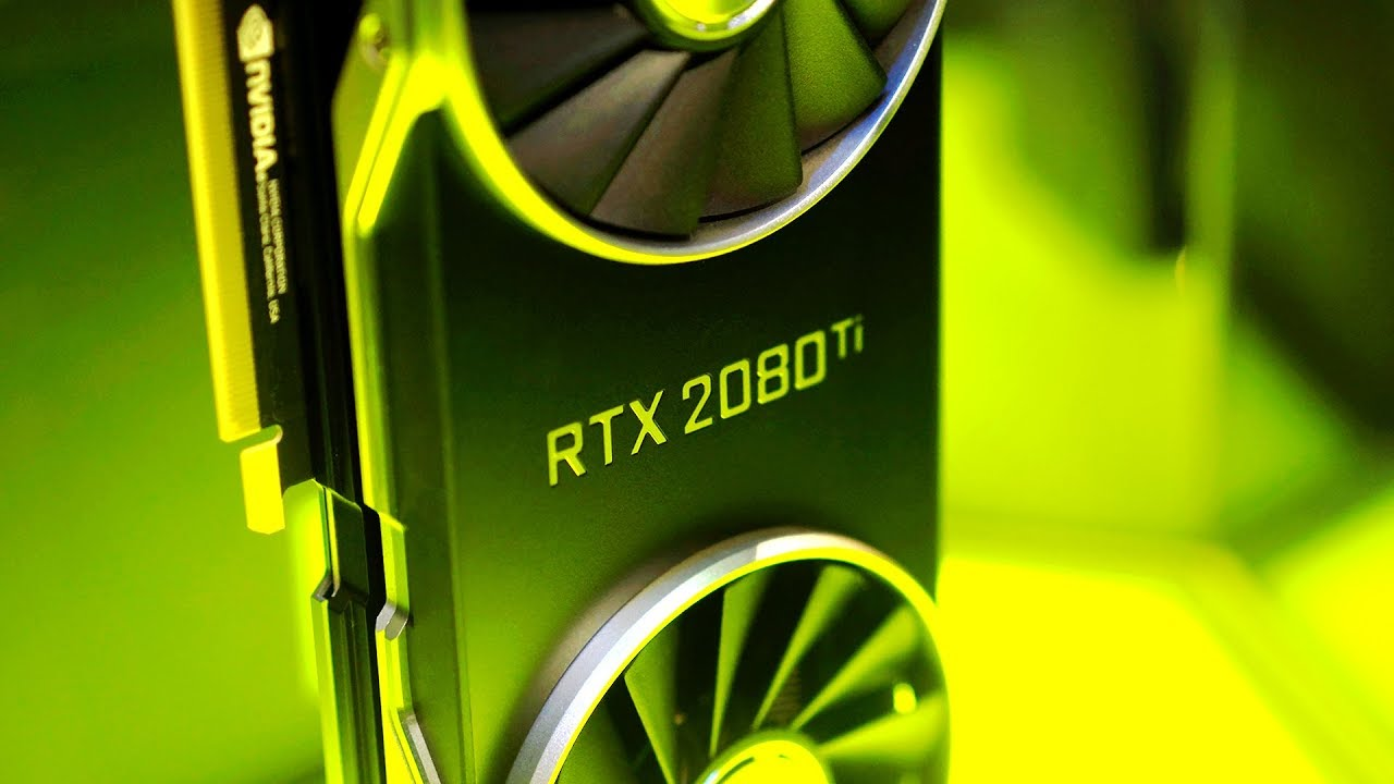 Nvidia Gefoce RTX 2080 TI Mining Hashrate