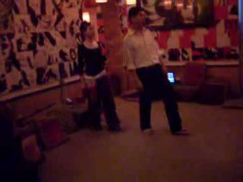 Điệu nhảy tập thể Disco 18 bước