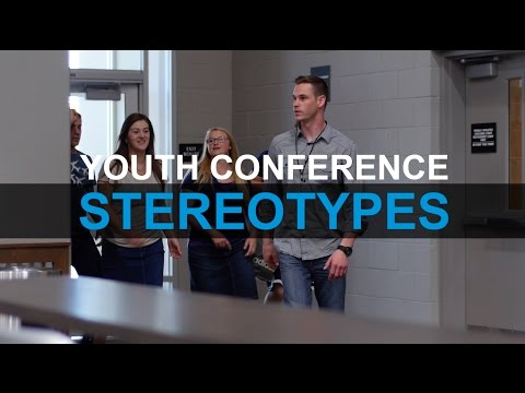 Youth Conference Stereotypes
