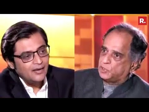 Pahlaj Nihalani's Exclusive Interview With Arnab Goswami | Exclusive Interview