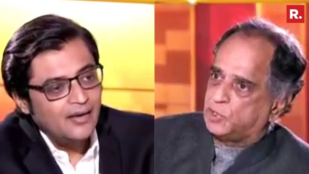 Download Pahlaj Nihalani's Exclusive Interview With Arnab Goswami | Exclusive Interview