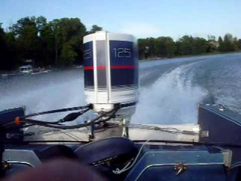 1986 Force 125 Hp Boat Motor