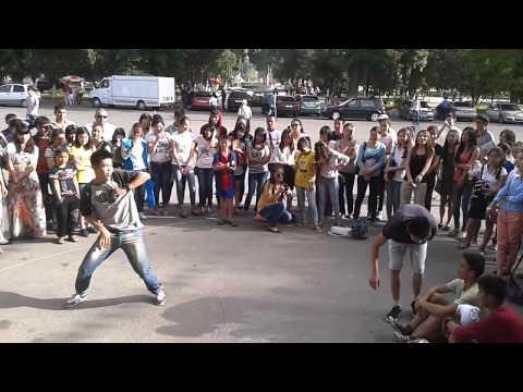 Танцевальный Батл в Джалал-Абаде