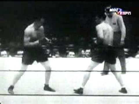 Max Schmeling vs Jack Sharkey I
