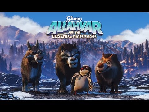 Gluco Allahyar and the Legend of Markhor - Official Trailer [HD] - In Theatres Feb 2018