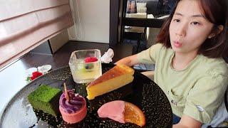 這酒店的下午茶....|大阪威斯汀The Westin Osaka